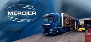 Transports Mercier camion